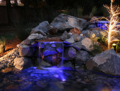 Water Feature – Arcadia, CA